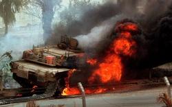 """Xe tăng M1 Abrams liên tiếp dính đòn """"sấp mặt"""": Thời oanh liệt nay còn đâu?"""