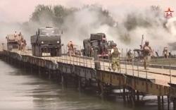 NÓNG: Đại quân ồ ạt diệt IS, QĐ Nga bắc cầu qua sông Euphrates - Đòn quyết định đã tới?