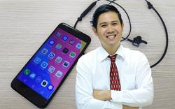"""Hãng điện thoại """"made in Vietnam"""" muốn vượt mặt Bphone 2 đã được đầu tư bao nhiêu tiền?"""