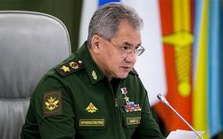 """Bộ trưởng Quốc phòng Nga Sergei Shoigu: """"Đừng bảo gấu phải làm gì"""""""