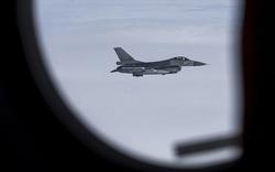 NATO nói không biết Bộ trưởng Quốc phòng Nga ngồi trên máy bay bị F-16 áp sát