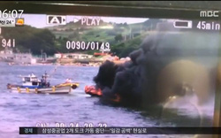 Vừa khởi động, tàu tuần tra Hàn Quốc nổ tung: Hậu quả thảm khốc