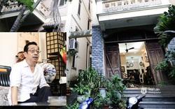 Lần đầu hé lộ ngôi nhà cổ kính, rợp bóng cây xanh ngoài đời thật của ông trùm Phan Thị - NSND Hoàng Dũng