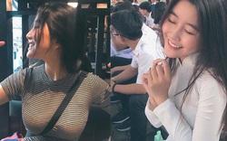 Nữ sinh 10X Sài Thành bị săm soi vì sở hữu vòng 1 đẫy đà