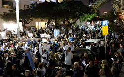Hàng chục nghìn người biểu tình kêu gọi Thủ tướng Israel từ chức
