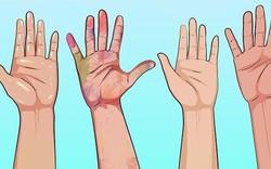 Cô gái bị bạn cùng nhà giết chết, nhìn bàn tay 4 nghi phạm, bạn biết ai là hung thủ không?