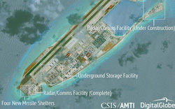 AMTI: Tranh thủ khủng hoảng Triều Tiên, TQ xây phi pháp radar, hầm vũ khí... ở Biển Đông