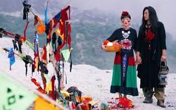 """Bộ ảnh cưới được chụp ở """"ngọn đồi tuyết trắng"""" đẹp hơn cả trong MV Bảo Anh"""