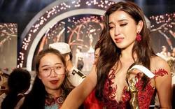 NTK áo dài cho Hoa hậu Hòa bình: Huyền My trang bị vẻ ngoài tốt nhưng bên trong chưa được!