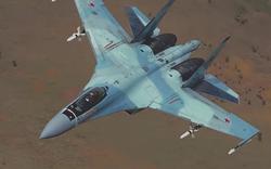 F-22 không chiến với Su-35 Nga: Mỹ thua toàn tập, khó kịp trở tay!