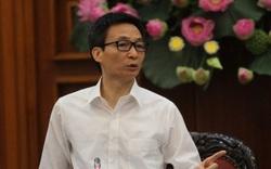 PTT Vũ Đức Đam: Chưa triển khai quy hoạch Sơn Trà để tiếp thu ý kiến