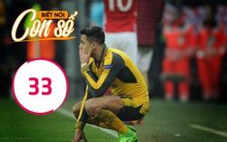 """Con số biết nói: Arsenal đang """"đuổi"""" ngôi sao lớn nhất khỏi Emirates"""