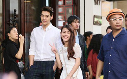 Chân dung nghệ sĩ Việt hiếm hoi từng được đóng phim chung với Kim Woo Bin