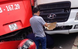 Nhân viên xe khách Phương Trang chết thảm khi đang đứng phía sau xin đường