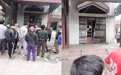 Thái Nguyên: Nổ lớn trước cửa nhà trưởng công an xã giữa trưa