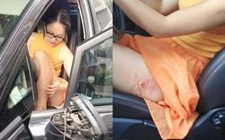 Sao Việt bị cướp dí dao, gây chấn thương sọ não khiến dư luận bức xúc