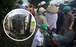 Hai người bị dân vây giữ, đốt ô tô Fortuner: Chủ nhà bị chóng mặt nên tri hô 'thôi miên'