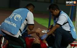 Gần giống Văn Thanh, đội trưởng U19 Việt Nam bị đứt bán phần dây chằng đầu gối sau trận ra quân giải U19 châu Á