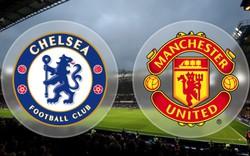 TRỰC TIẾP Chelsea 0-0 Man United: Willian bỏ lỡ pha đá phạt ngon ăn