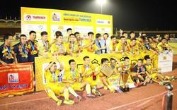Sao U23 Việt Nam trải lòng sau bàn thắng giúp Hà Nội vô địch, làm quà chia tay thầy Quang Hải