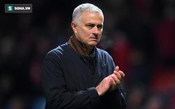 """Điều duy nhất giúp Mourinho """"ghi bàn danh dự"""" trước khi bị đá bay khỏi Man United"""