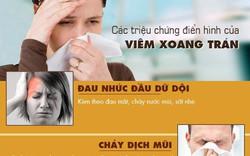 Sự nguy hiểm của bệnh viêm xoang trán và cách chữa bệnh tận gốc