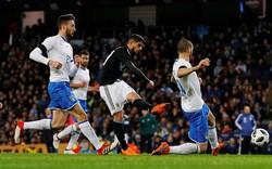 """Messi """"ngồi chơi xơi nước"""", Argentina vẫn đánh bại Italia"""
