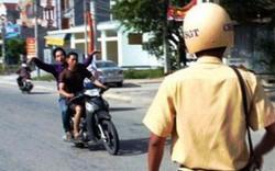2 thanh niên đánh trọng thương cảnh sát cơ động ở Sài Gòn