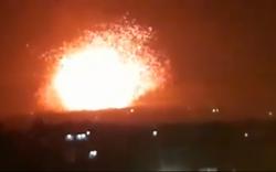 NÓNG: Nhiều tiếng nổ tại căn cứ Iran ở Syria - Trung tâm tác chiến điện tử tối tân bị phá hủy?