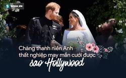"""[PHOTO STORY] Đám cưới Hoàng gia trong mắt báo Úc: Thanh niên thất nghiệp """"vớ bẫm"""" mỹ nhân Hollywood"""