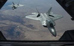 F-22 lộ công nghệ tàng hình ở Syria, tuột mất ưu thế trước chiến đấu cơ Nga