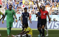 Vừa vào trận, dàn sao Colombia chịu đả kích lớn trước Nhật Bản