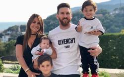 Antonella đăng ảnh cả gia đình, gửi thông điệp ủng hộ tới Messi chơi tốt ở World Cup