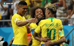 """""""Vắng Neymar, Brazil có thể sẽ thanh thoát và lợi hại hơn"""""""