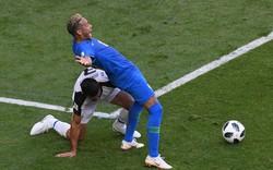 Neymar bị cười nhạo vì màn ăn vạ không qua mặt được VAR