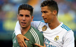 """Không còn bố """"che chở"""", con trai Zidane sắp bị """"đá"""" khỏi Real Madrid"""