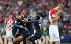 """Croatia gục ngã vì muốn... """"ăn tươi nuốt sống"""" Pháp"""
