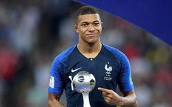 """Vô địch World Cup, Mbappe dùng tiền thưởng """"khủng"""" làm từ thiện"""