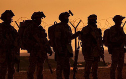 Đặc nhiệm Nga tại Syria: Trang bị tới tận răng, chết cũng không đầu hàng