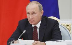 Ông Putin đã có thừa số lượng chữ ký để tham gia tranh cử Tổng thống