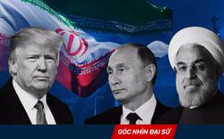 Tối hậu thư 120 ngày của Mỹ: Tổng thống Trump mạnh tay nắn gân cả Iran, Nga và EU