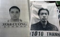 2 can phạm bỏ trốn khỏi Bệnh viện Đa khoa tỉnh Quảng Ninh đã bị bắt lại