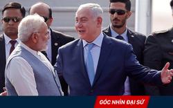 """Bị Ấn Độ phũ phàng lần này đến lần khác, vì sao Israel không phá """"hôn nhân ở thiên đường""""?"""