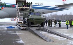 Thiết giáp Trung Quốc khiến cường quốc xe quân sự Belarus phải nhập khẩu có gì ưu việt?