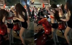"""Khỏa thân ăn mừng ĐT U23, những cô gái khiến tất cả phản ứng """"vui thôi đừng vui quá"""""""
