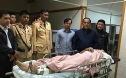 Xe 'điên' tông tổ CSGT đang xử lý tai nạn: Sức khỏe các nạn nhân giờ ra sao?