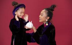 Con gái 5 tuổi của Đoan Trang tạo dáng chuyên nghiệp hơn cả mẹ