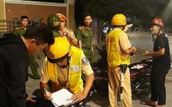 Sau 5 ngày ra quân, CSGT chưa phát hiện tài xế sử dụng ma túy khi lái xe ở Sài Gòn