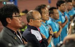 """""""Thầy Park và ông Lee Young-jin có thể đảo làm trợ lý cho nhau"""""""