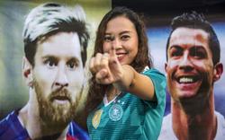"""Mười năm """"thù hận"""": Messi luôn dẫn trước, nhưng vinh quang châu Âu gọi tên Ronaldo"""